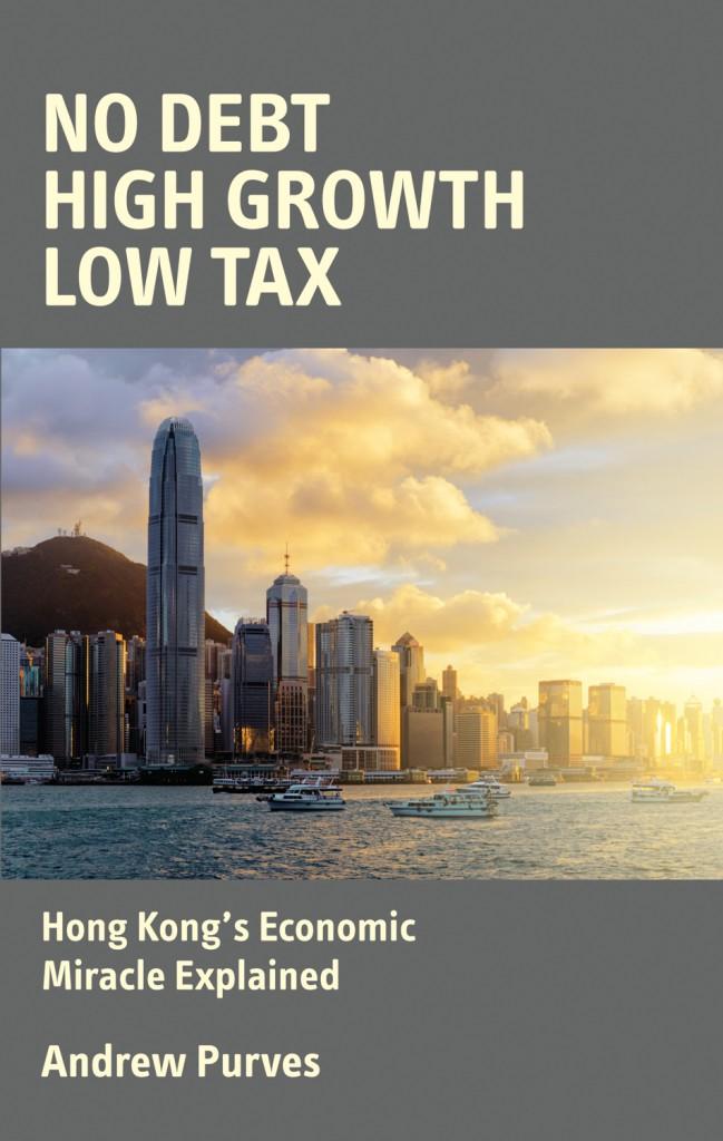 No Debt, High Growth, Low Tax